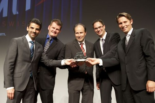 Swiss Lean Award Ceremony