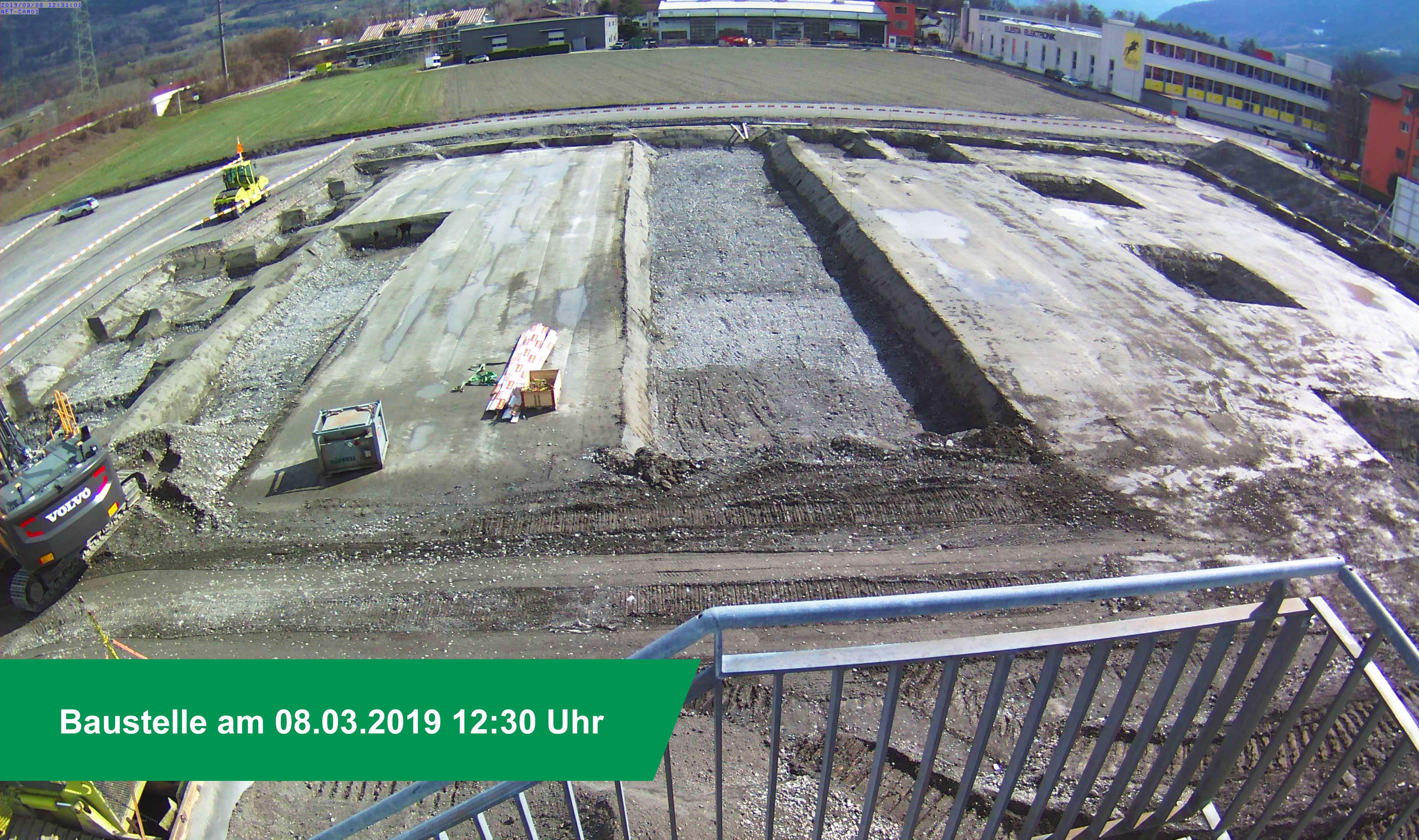 Webcam Construction Site